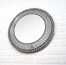 round mosaic mirror 20 decorative