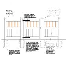 A Step By Step Guide To Install Wooden Gates From Woodengatespecialist Co Uk Wooden Gates Gates For Sale Wooden