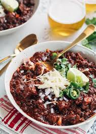 instant pot chili texas style