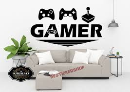 Video Game Controller Wall Decal Art Of Thrones Cheap Room Retro Canada Zone Vamosrayos
