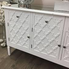 3 door 3 drawer chest cabinet sideboard