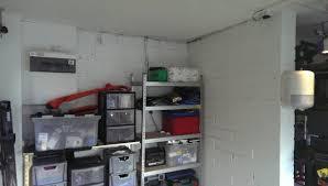 insulating an internal garage wall