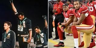 Tommie Smith, John Carlos, & Colin Kaepernick: Black athletes ...