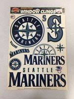 Seattle Mariners Window Cling