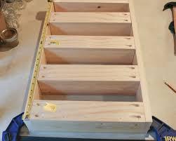 diy wall spice rack angela marie made