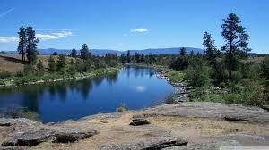 spokane river ultra hd desktop
