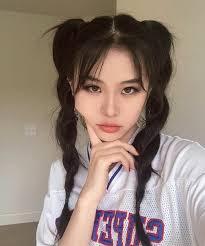 beautiful asian ulzzang and