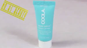 coola dawn patrol spf 30 makeup primer
