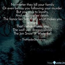 best bastardofwinterfell quotes status shayari poetry