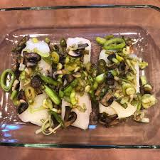 Sauteed Leeks and Mushrooms ...
