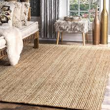 jute rug 3x5 farm house area rug