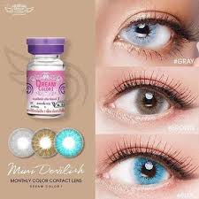 Dream Color Adeline Brown | Softlens Queen - Natural Colored ...