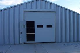 walkthru garage doors dgh doors