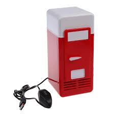 Mini USB Tủ Lạnh Đỏ Có Đĩa Đơn 12 Lọ Có Thể Được Chiếu Sáng Từ Đèn ...