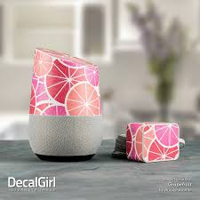 Google Home Skin Solid State Black By Solid Colors Decalgirl