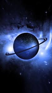 space wallpaper iphone posted by