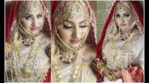 modern bridal makeup tutorial