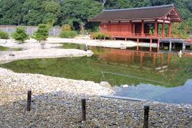 japanese gardens origins