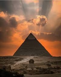 sunset sphinx | Tumblr
