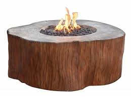 manchester outdoor fire pit table