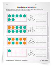 activity for kindergarten and 1st grade