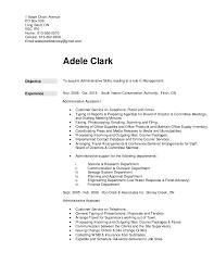 Adele Clark CV 2016