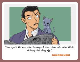 Thám tử Conan và 19 câu thoại bất hủ đi vào 'lịch sử manga'