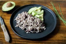 cuban black beans with rice pilar s