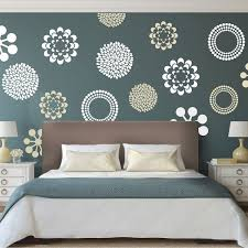 Prettifying Wall Decals From Trendy Wall Designs Bedroom Wall Designs Modern Bedroom Wall Decor Wall Decor Bedroom