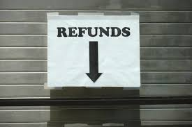 how to get a refund on almost anything