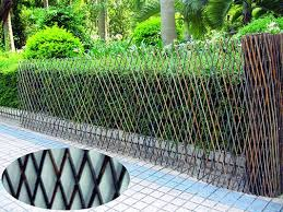 Willow Expandable Lattice Willow Garden Willow Fence Garden Fence