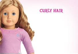 doll hair care play at american