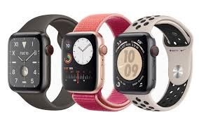 Apple Watch Series 5 features an always ...