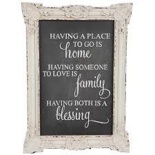 Home Family Blessing Wood Wall Decor Hobby Lobby 1473115