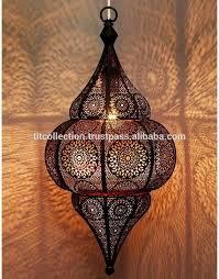 moroccan hanging lantern designer