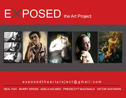 EXPOSED: The Art Project—It's Not a Pretty Picture—Coming in December
