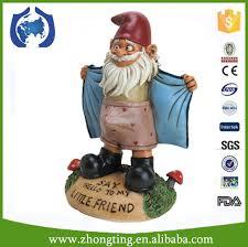 funny garden decoration gnome figure