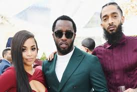 Lauren London talks rumors she's dating Diddy after Nipsey ...