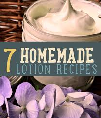 homemade lotion recipes diy projects