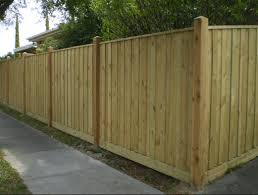 Treated Pine Fence Uptons Group Construction Supplies