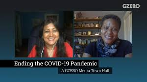 Town Hall: Ending the COVID-19 Pandemic ...