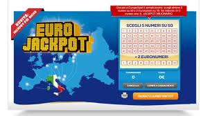 Estrazione Eurojackpot oggi 17 gennaio