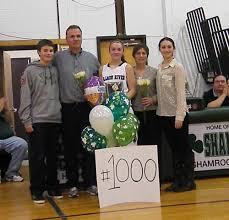 Abby Kelly Surpasses 1,000 Point Mark and Makes SRCS Basketball History -  Indian Time