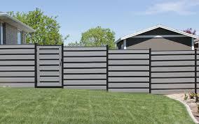 Horizontal Fencing Trex Fence Design Durability Fds Distributors