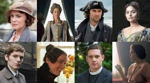 33 new british tv period drama series