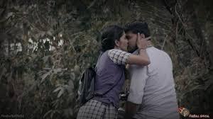 kiss romantic whatsapp status tamil