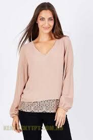 fate clothing ramona blouse womens