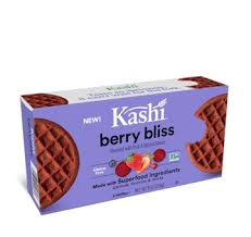 kashi gluten free waffles berry bliss
