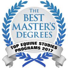 degrees in equine stus
