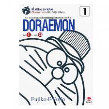 Sách - Doraemon - 45 Chương Mở Đầu Bộ Truyện Ngắn - Tập 1 (Kỉ Niệm ...